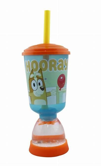 Bluey Fun Sipper 266ml Float Toys