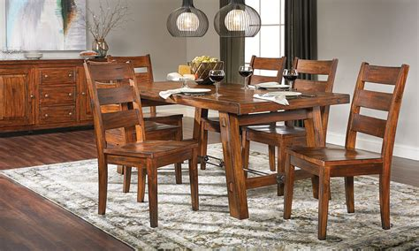 mahogany dining room set for haynes furniture tuscany mahogany dining set 9720