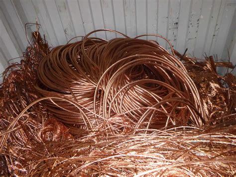 copper recycling copper scrap yard   scrap metal