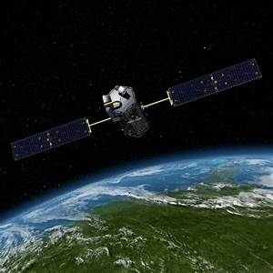 New satellite maps carbon dioxide sources and sinks in ...