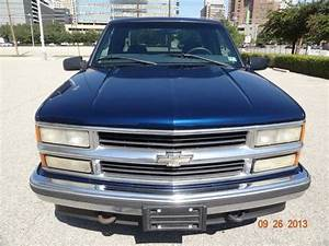 Buy Used 1998 Chevy Z71 Silverado Power 4x4 Automatic Ext Cab Clean Runs Great Long Bed In