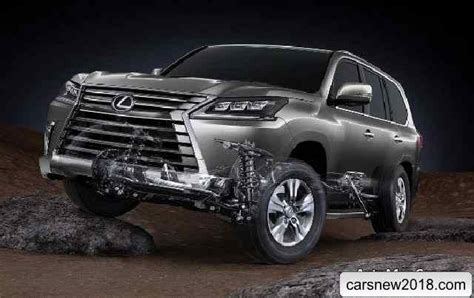 lexus lx  cars news reviews spy shots
