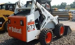 Bobcat 873 883 Turbo Skid Steer Loader Service Repair