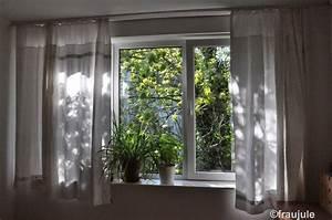 Gardinen Für Schlafzimmer : diy or die neue gardinen f rs schlafzimmer ~ Watch28wear.com Haus und Dekorationen