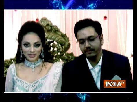 tv actress kajol srivastava tv actress kajol srivastava gets engaged to ankit youtube