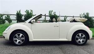2009    59 Vw Beetle Luna Convertible  U2013 Iconic Like The