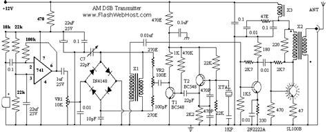 Radio Circuits Blog Dsb Transmitter For Hams