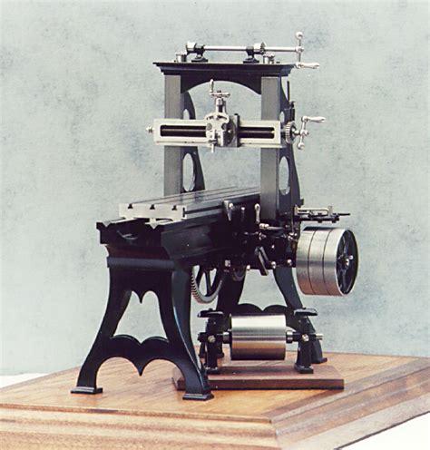 model machine tool  shop builders