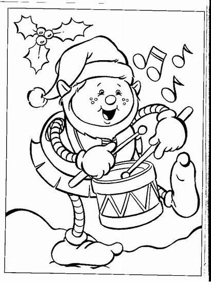 Coloring December Disney Printable Sheets Ausmalbilder Weihnachten