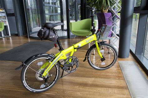 brand new mini cooper folding bike for sale in bishopstown cork from chris buckley 509