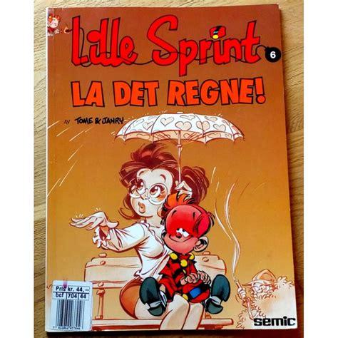 Lille Sprint: Nr. 6 - La det regne! (1. opplag) - O'Briens ...