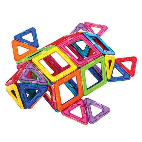 Magformers Vs Magna Tiles by Magformers Set 62 Pc