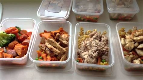 cuisine fitness bodybuilding meal preparation