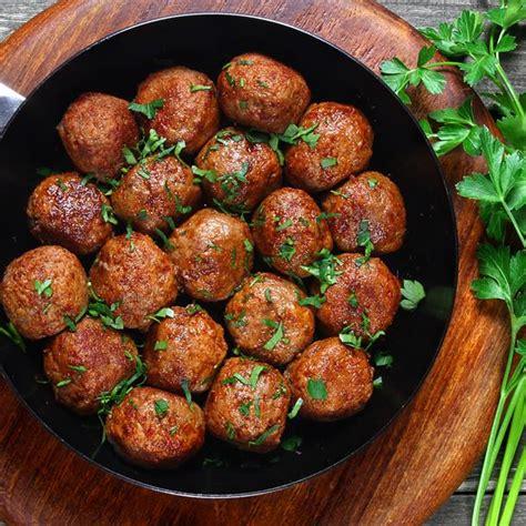 cuisiner des boulettes de viande recette boulettes de boeuf à l 39 orientale