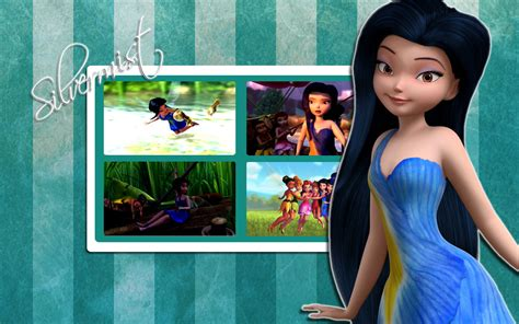cartoon tattoo pictures disney fairies silvermist