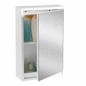 armoire pharmacie salle de bain achat vente pas cher With pharmacie salle de bain avec miroir