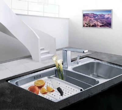 Benton's Finer Bathrooms   Franke Karst 1.75 Bowl Sink