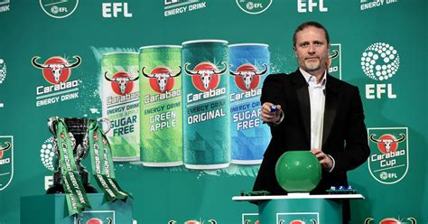Carabao Cup draw quarter final live stream highlights from ...