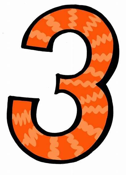 Number Clipart Orange Beach Clip Sand Clipground