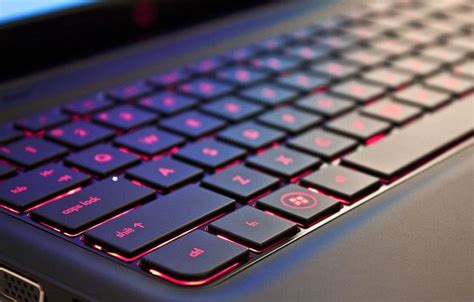 laptop with light up keyboard how to turn on or check backlit keyboard on dell laptops