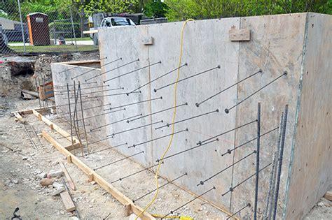 khouse modern foundation progress of an architect