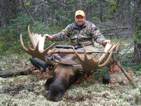 Outdoor Adventures Worldwide Manitoba Moose