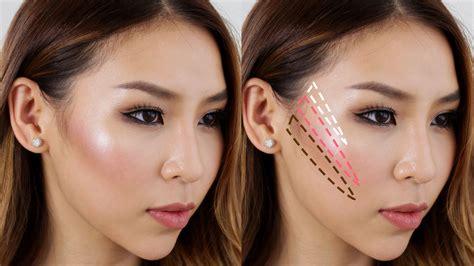 contour  cheekbones youtube