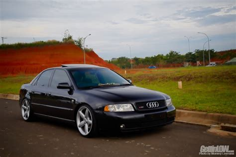 Modifikasi Audi A4 by Simply Clean Audi A4 Special Edition 2002 Gettinlow