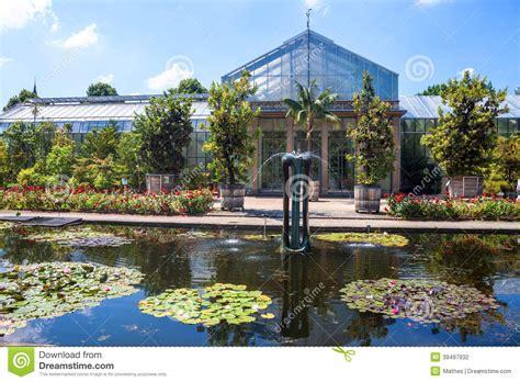 Frühstück Botanischer Garten Bonn by Botanischer Garten In Bonn Stockfoto Bild Botanik