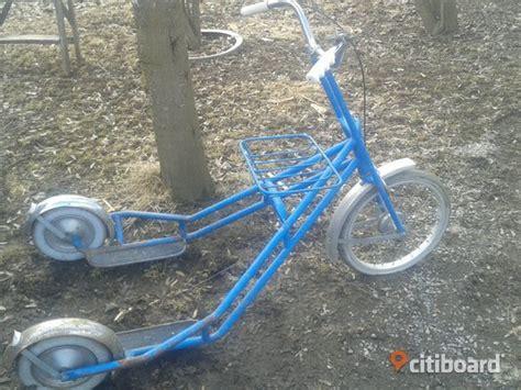 sparkcykel barn citiboardse