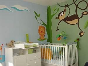 Décoration Chambre De Bébé : zag bijoux decoration murale chambre bebe ~ Teatrodelosmanantiales.com Idées de Décoration