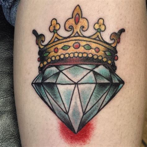 diamond tattoo images designs