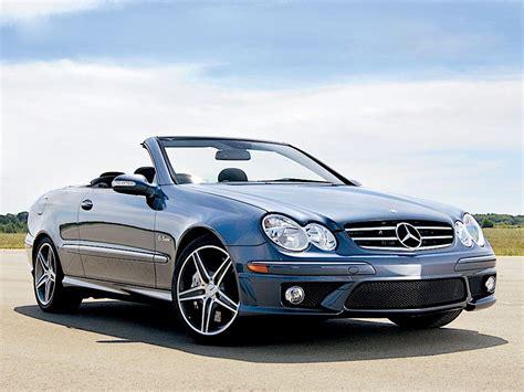 Mercedes Benz Clk 63 Amg Cabrio (a209) Specs & Photos