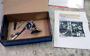 Bonneville Performance Oil Pressure Gauge Kit