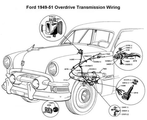 1950 Shoebox Ford Headlight Switch Wiring Diagram by The World S Catalog Of Ideas