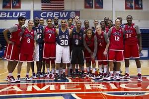 USA Basketball Women's National Team ready to face Brazil ...
