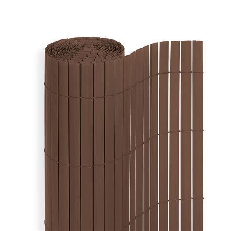 pvc privacy blind fence panel windbreak awning privacy