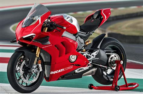 Ducati Panigale V4 Special Edition by 2019 Ducati Panigale V4 R Released Now With Wings Rest