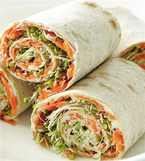 veggie lavash healthy snack rolls easy appetizers