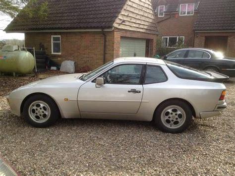 porsche 944 silver porsche 944 lux oval dash zermatt silver sold 1987 on