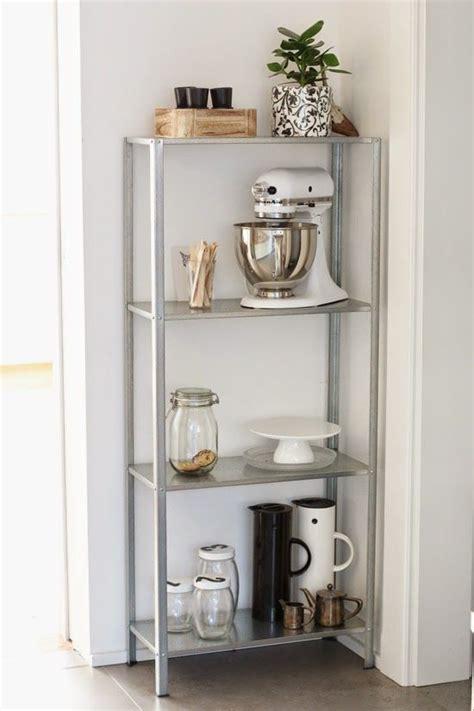 rock ikea hyllis shelves   interior  ideas