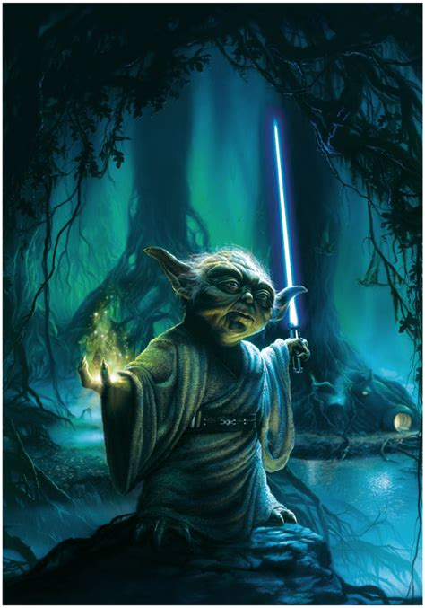 May the 4th Be With You: 20+ Magnificent Artworks That ...
