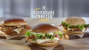 McDonald's Signature Crafted Recipes TV Spot, 'El sabor ...