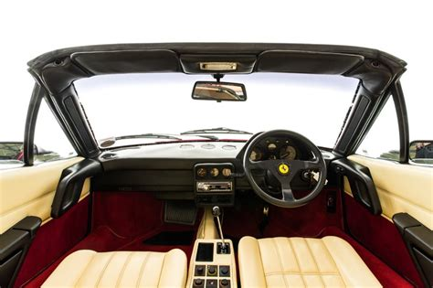 We took the car for a little spin! Ferrari 328 GTS (1989) - Studio 434