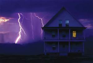 Power Surge Protection In A Thunderstorm