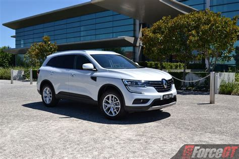 renault jeep 2017 2017 renault koleos review forcegt com