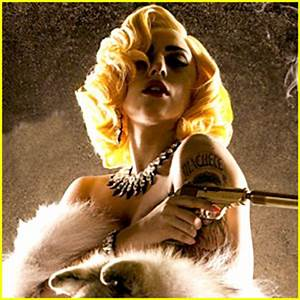 Lady Gaga Makes Appearance in 'Sin City: A Dame To Kill ...