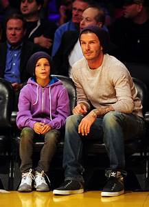 David Beckham Photos Photos - Oklahoma City Thunder v Los ...