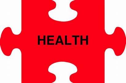 Clipart Health Clip Healthcare Puzzle Cliparts Care