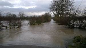 November Calendar Page Image Of Leicestershire Village Floods Central Itv News